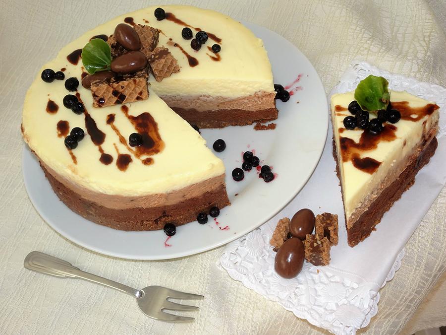 kinder-torta