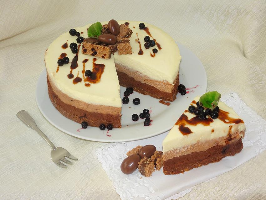 Kinder surprise torta
