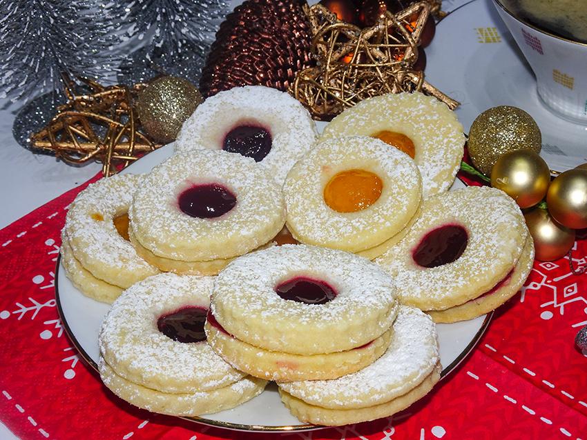 Linzer keksi