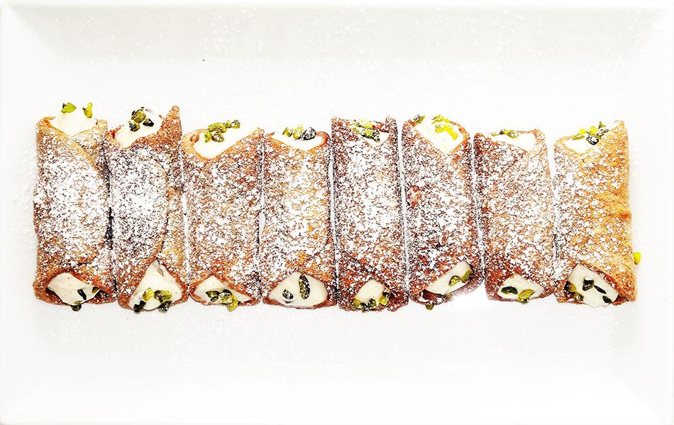 Sicilijanski cannoli