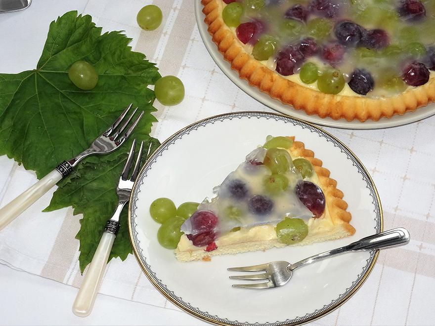 Torta/kolač s grožđem