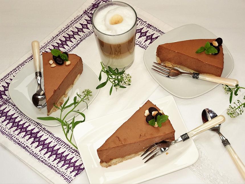 Baileys Latte Macchiato torta