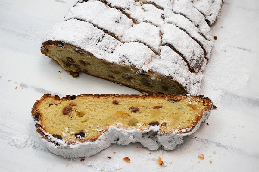 Slatki božićni kruh - Stollen